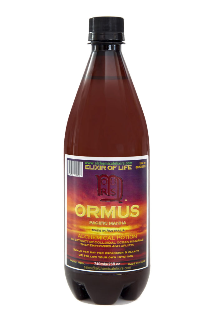 Ormus bottle