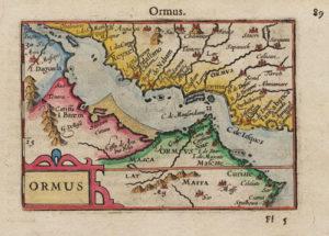 ormus map